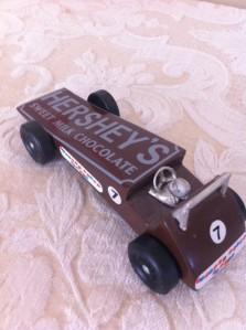 2005 Most CreativeThe Hershey Car
